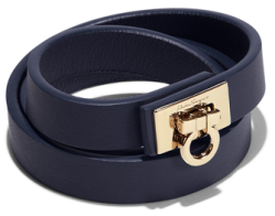 Leather bracelet - Ferragamo