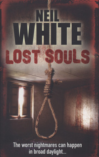 Lost Souls by Neil White cover