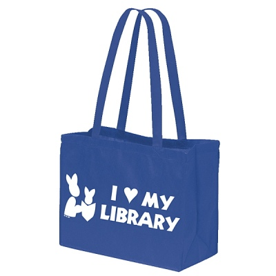 Love my library bag