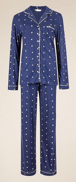 Daisy pyjamas from Marks and Spencer