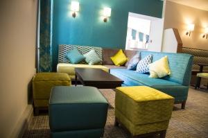 Ullesthorpe Court Hotel bar