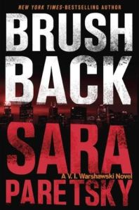 Brush Back by Sara Paretsky