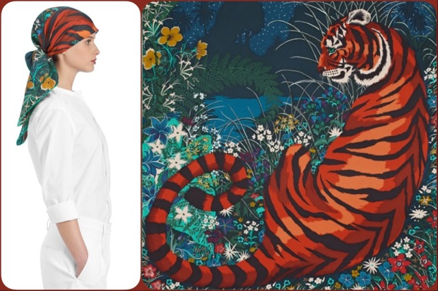 Tyger, Tyger by Alice Shirley for Hermès