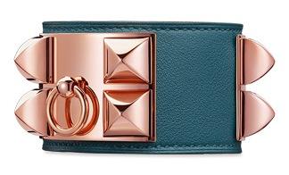 Collier de Chien bracelet - Hermès