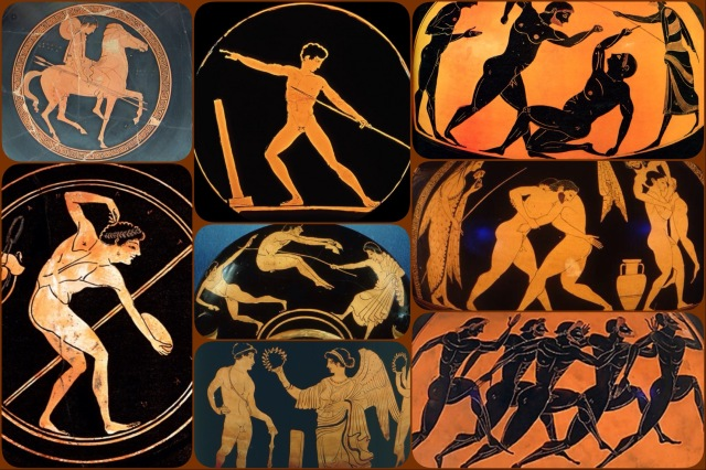 Ancient Greek sport