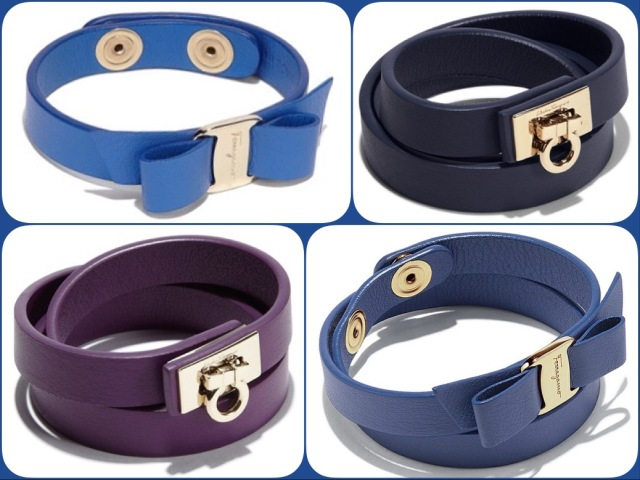 Leather bracelets - Ferragamo