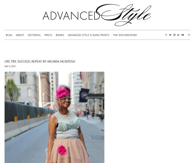 Advanced Style screenshot