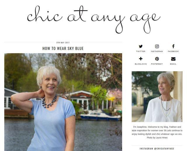 Chic At Any Age screenshot
