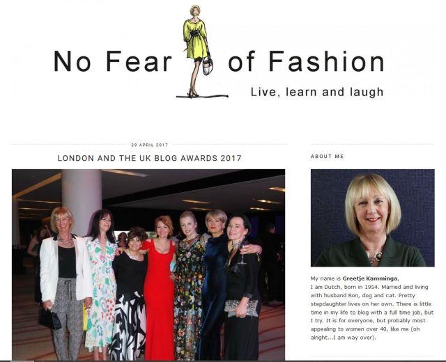 No Fear of Fashion screenshot