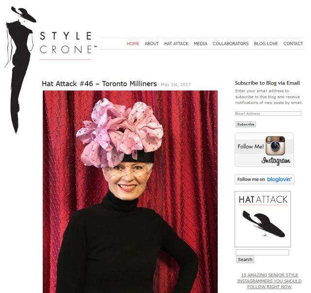 Style Crone screenshot