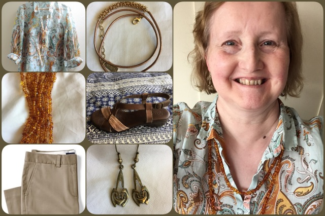 Outfit of the day 27/06/17