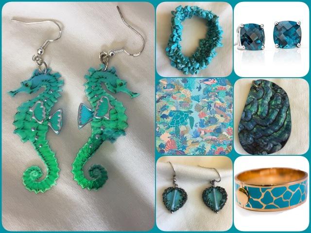 Under the Waves - Hermès - collage #03