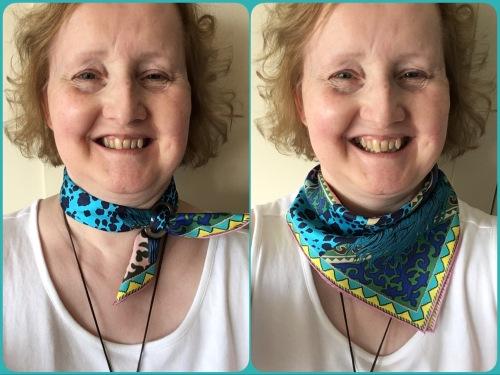 Appaloosa des Steppes gavroche - scarf ties