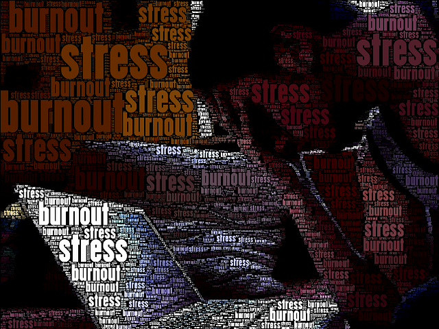 Burnout and Stress by Florian Simeth on Flickr
