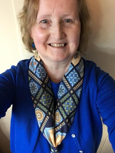 Les Secrets de Minos - scarf tie