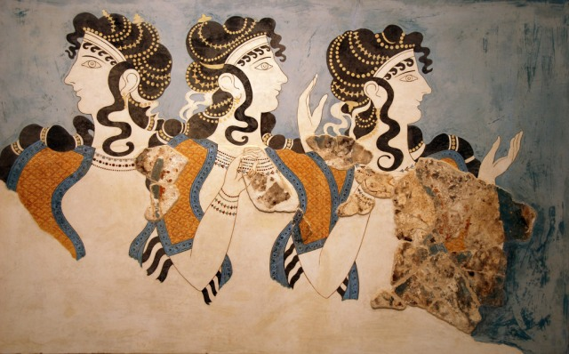 A Cretan Odyssey – Courting Beauty at the Palace of Knossos! by Tony Hammond on Flickr