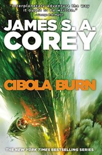 Cibola Burn by James S A Corey