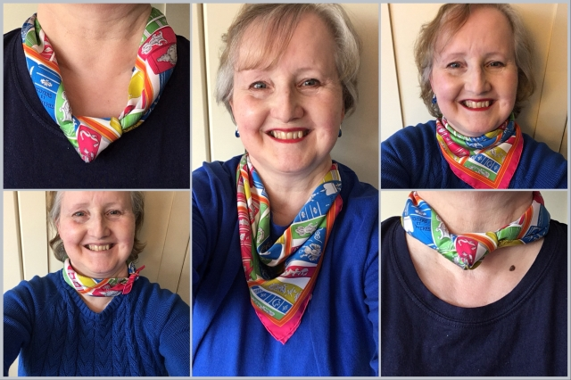Bibliothéque - scarf ties
