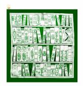 hermes-green-white-bibliotheque-pocket-square-new-with-tag-grygkar-rare-scarfwrap-20117861-0-0