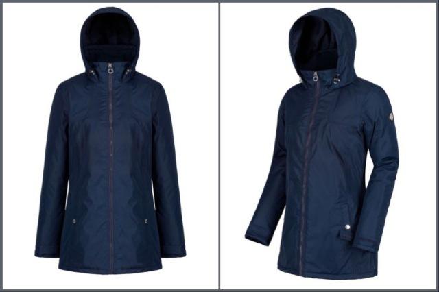 Mylee Waterproof Insulated Jacket - Regatta