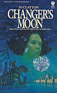 Changer's Moon by Jo Clayton