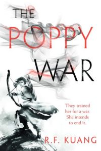 The Poppy War by R F Kuang