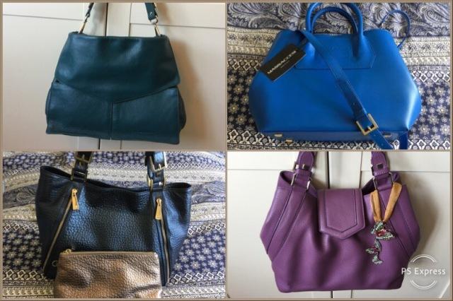 Handbags by Marco Massaccesi